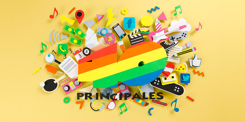 <h1>40 PRINCIPALES+UNUSUAL</h1>