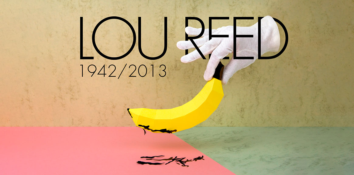 <h1>LOU REED TRIBUTE</h1>