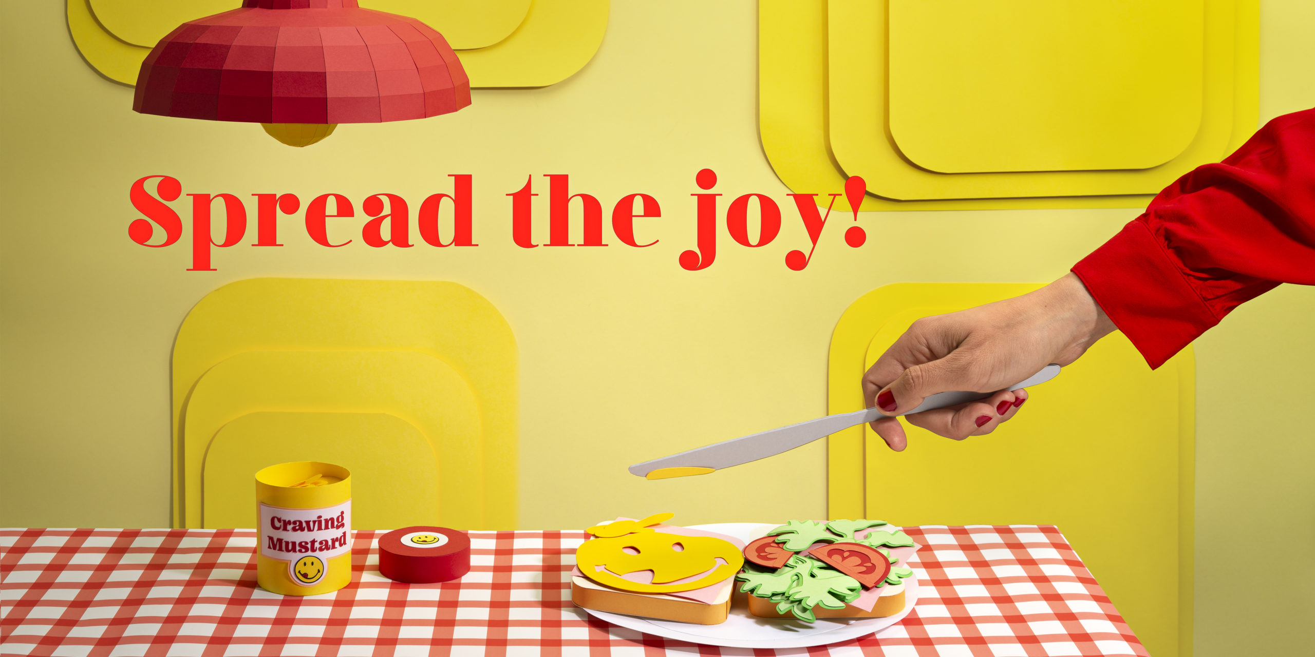 <h1> 70´s: CRAVING MUSTARD – SMILEY & CREATIVE REVIEW </h1>